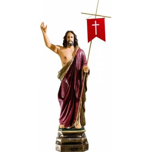 Statue Jesus Christ Ressuscite - 120 cm