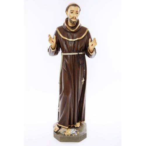 Statue Saint François - 108 cm