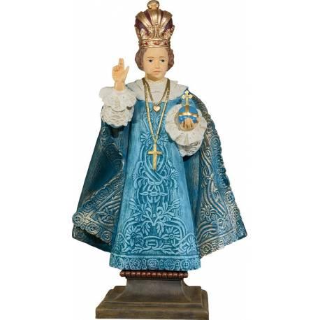 Statue Enfant Jésus de Prague - 70 cm
