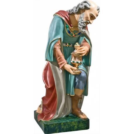 Statue Roi avec Myrrhe - 90 cm