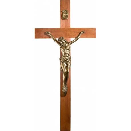 La Croix avec corps Jesus Christ 125x60 cm