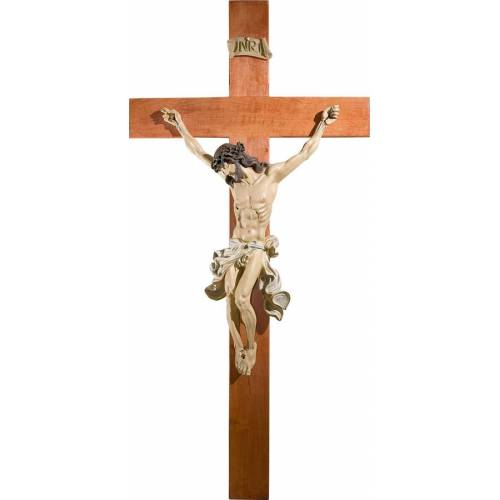 La Croix avec corps Jesus Christ /70 cm/