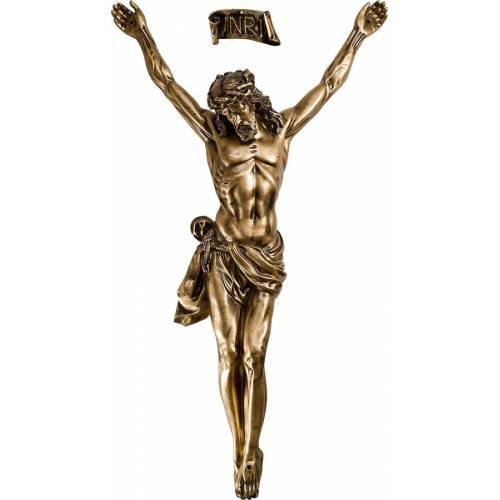 La Croix avec corps Jesus Christ /80 cm/