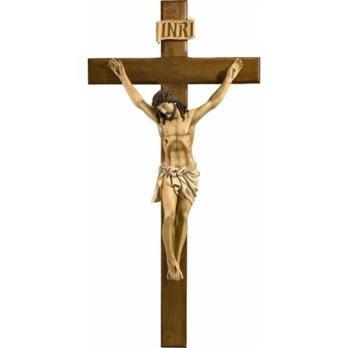 La Croix avec corps de Jesus Christ 156x78 cm