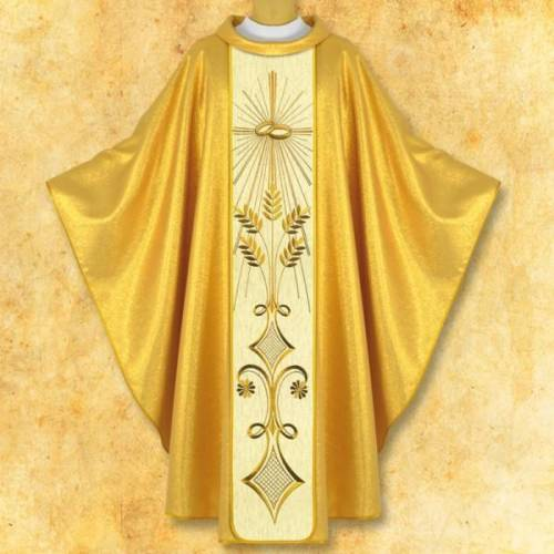 Chasuble pour mariage