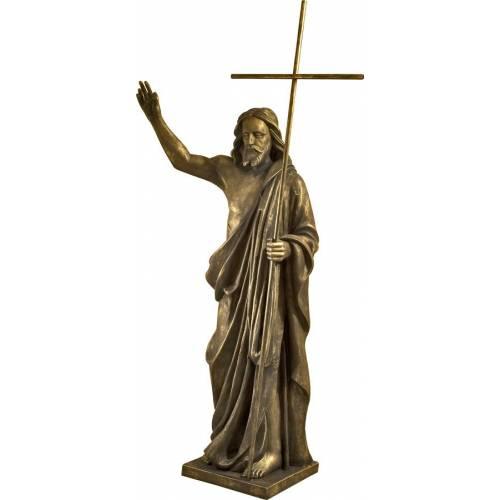 Statue Jésus Christ Ressuscité 200 cm
